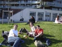 Gemütliche Zeit in Aker Brygge